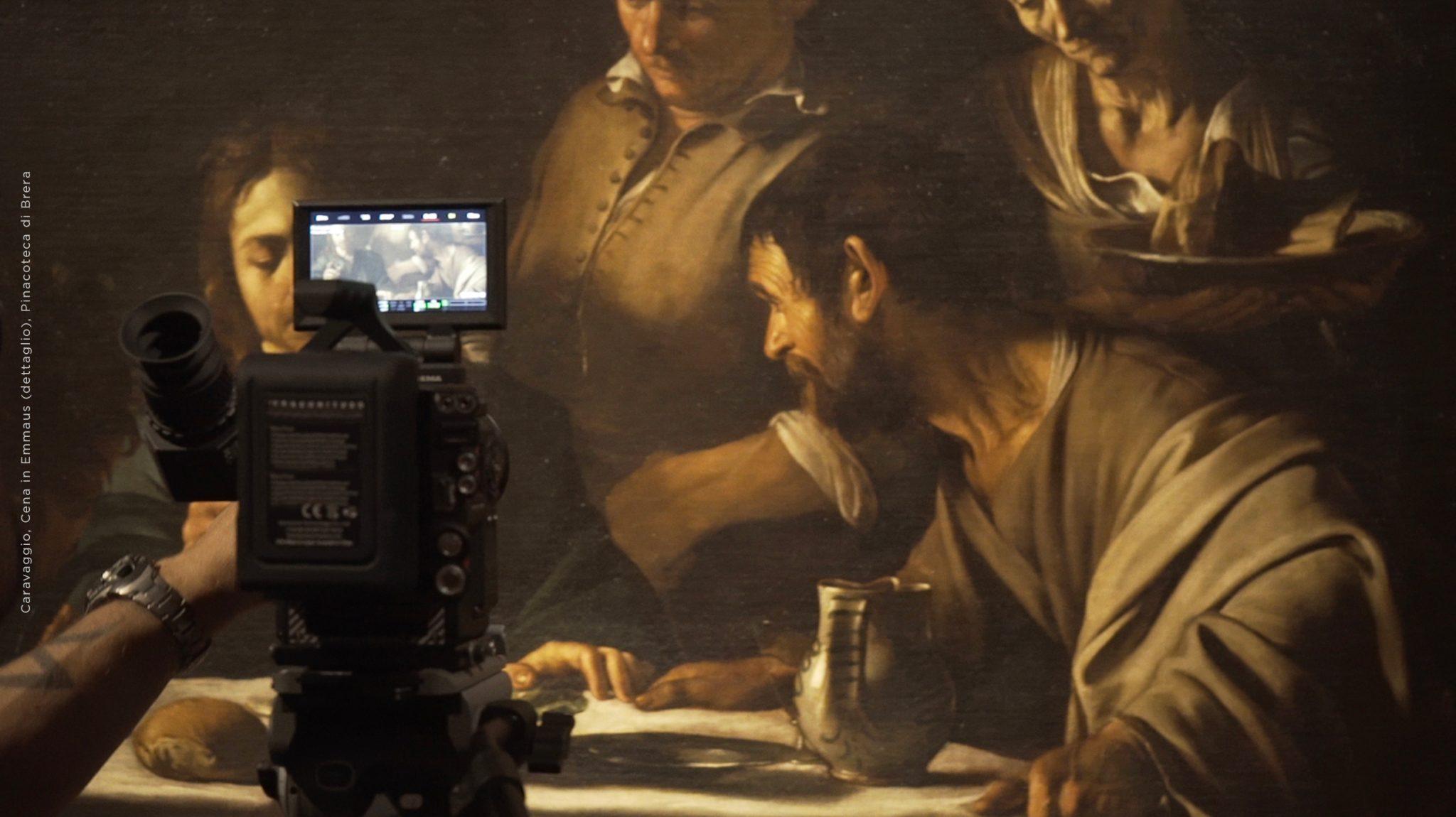 Caravaggio – L'Anima e il Sangue, al cinema il tormento e il talento di Caravaggio
