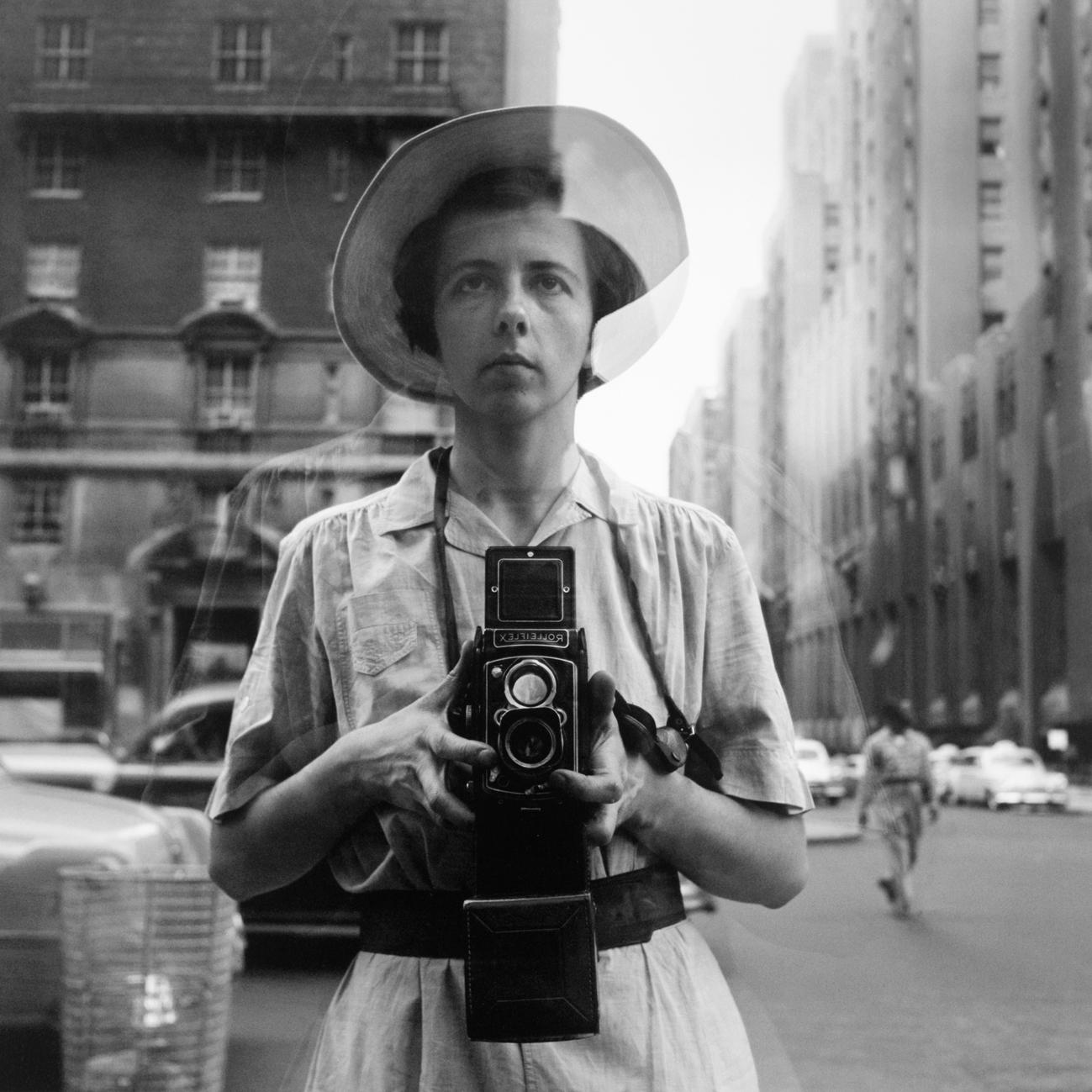 Vivian Maier - La fotografa ritrovata