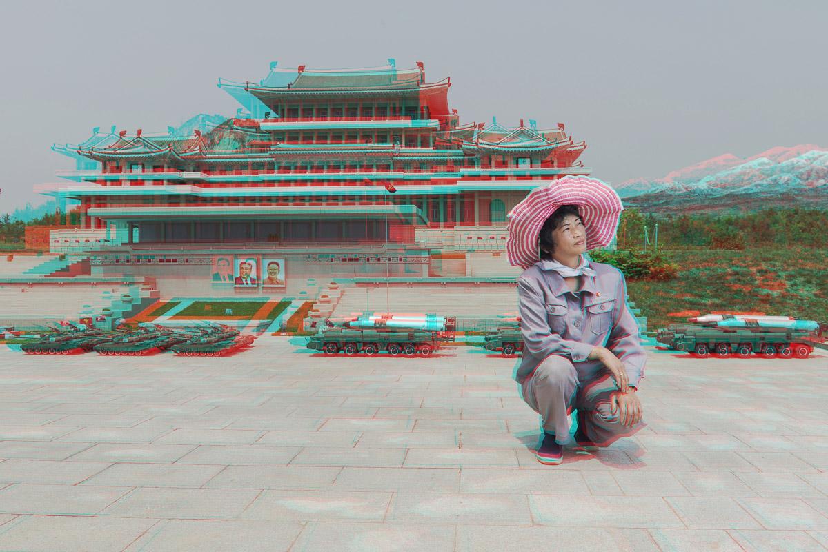 3DPRK - Ritratti della Corea del Nord in mostra a Milano
