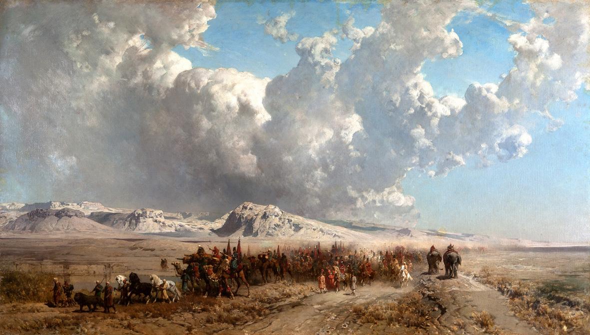 Alberto Pasini e l'Oriente Magnani Rocca Traversetolo