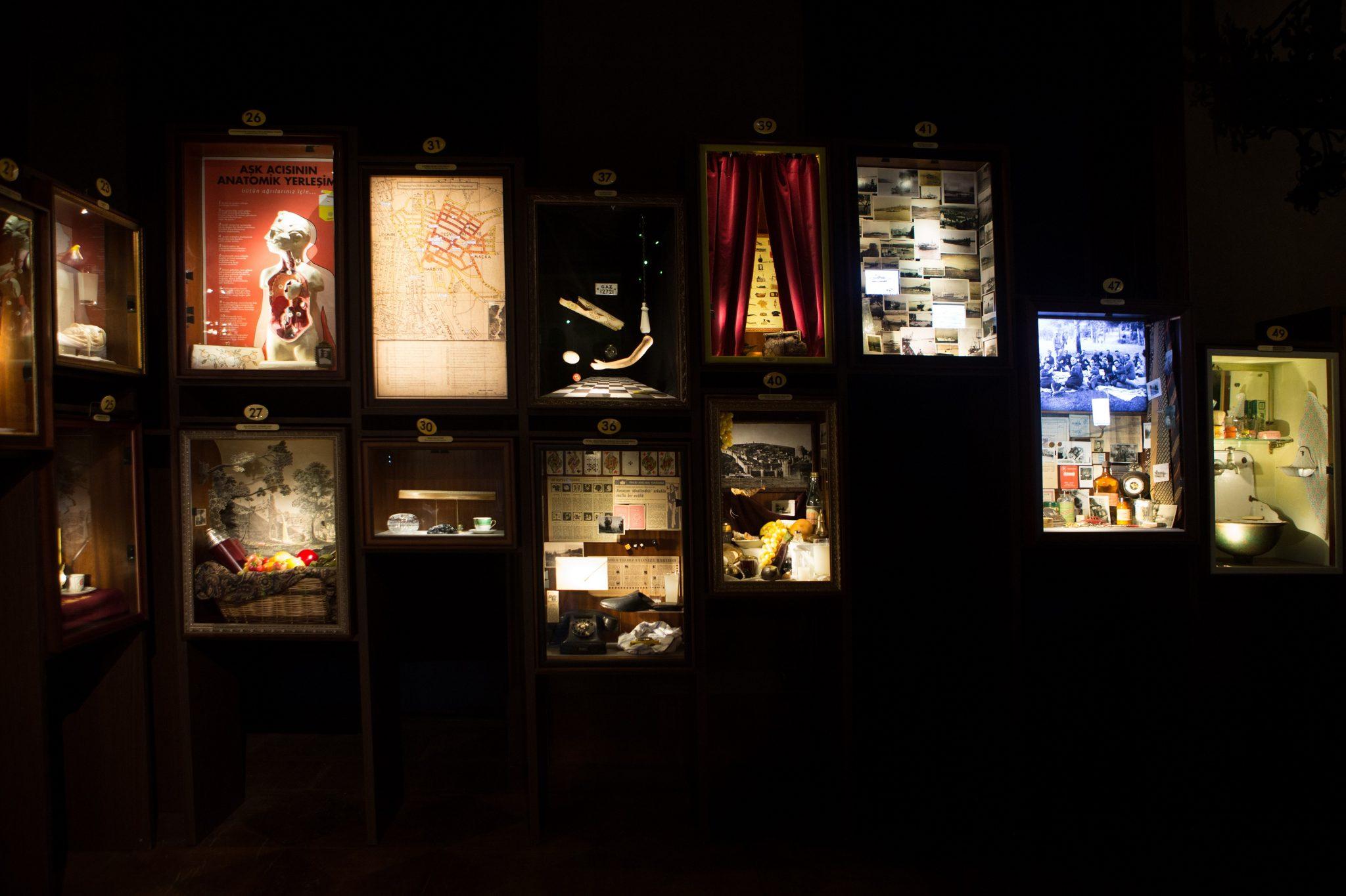 museo innocenza milano orhan pamuk