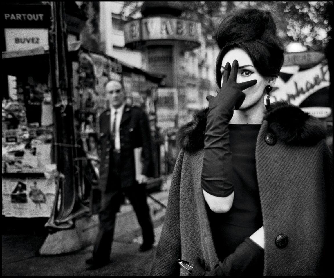 Mostre febbraio : Christer Strömholm Nana, Place Blanche Paris, 1961 © Christer Strömholm Estate 2014