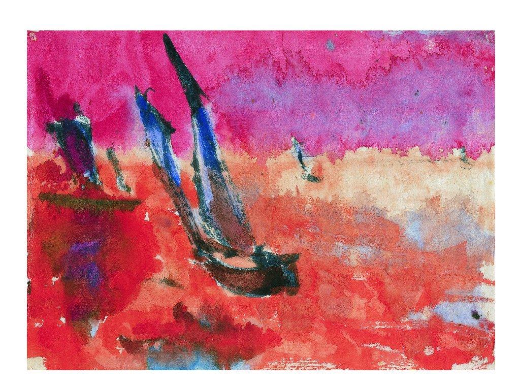 L'Espressionismo spirituale di Emil Nolde in mostra a Dublino