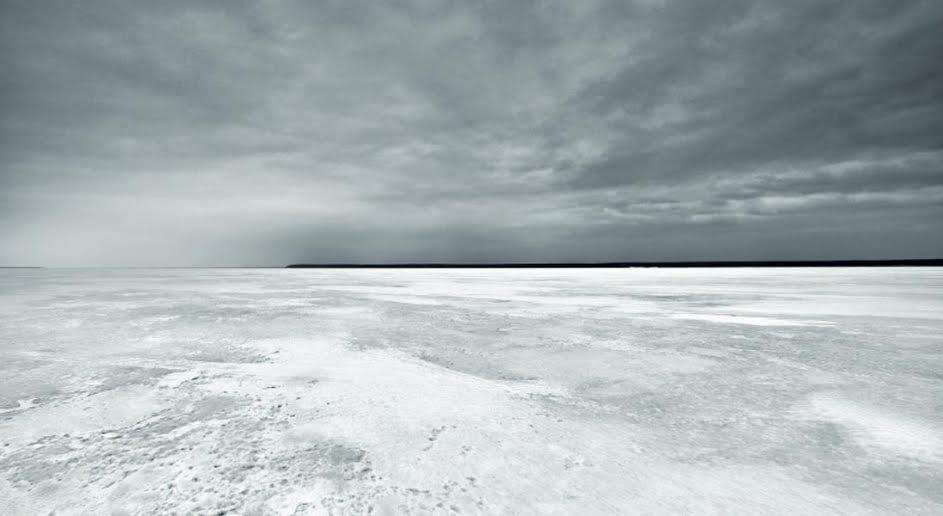 Distesa ghiacciata siberiana. foto di Fabio Pasini