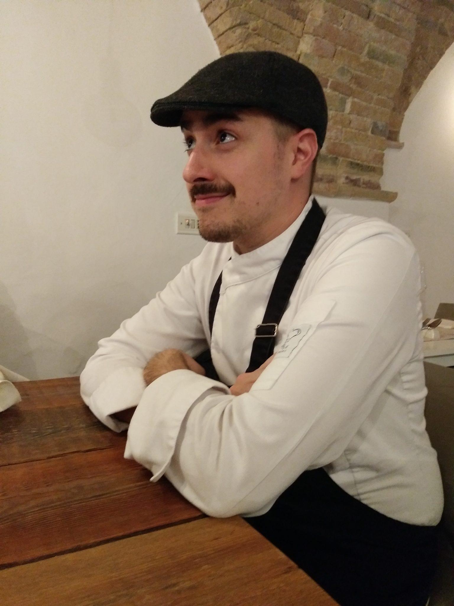Gianni Dezio, la cucina di uno Tosto… davvero!
