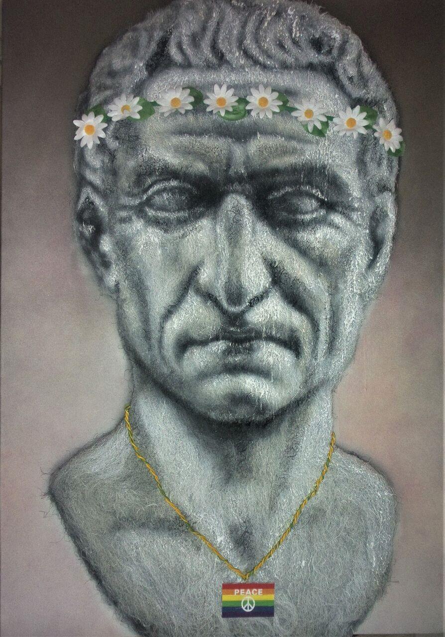 Mauro Pallotta . Caio Julius Caesar
