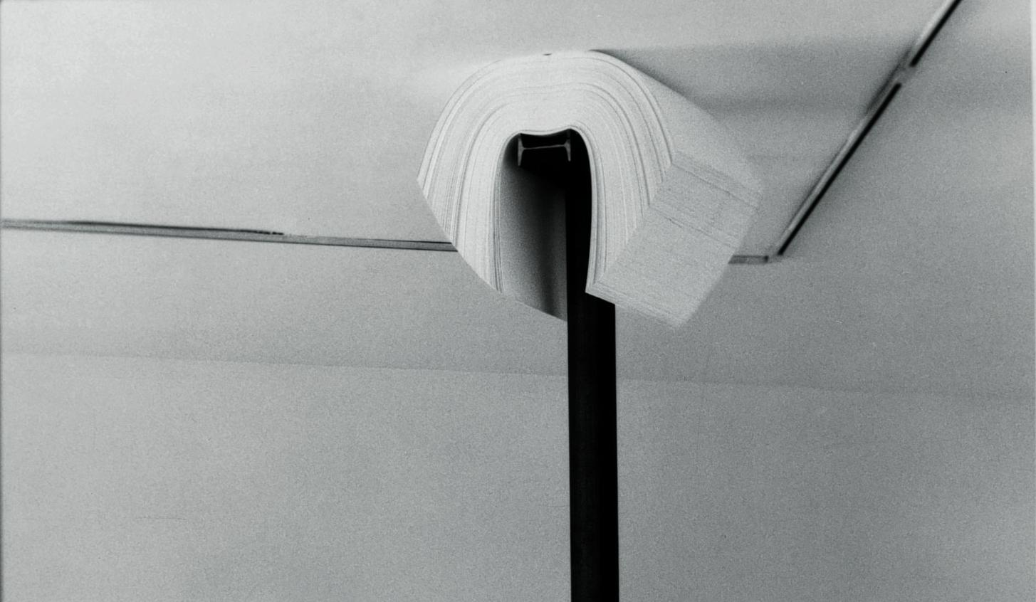 Particolare di Senza titolo, 2005, di Jannis Kounellis