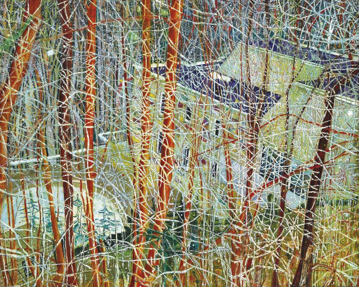 Peter Doig- Sotheby's-