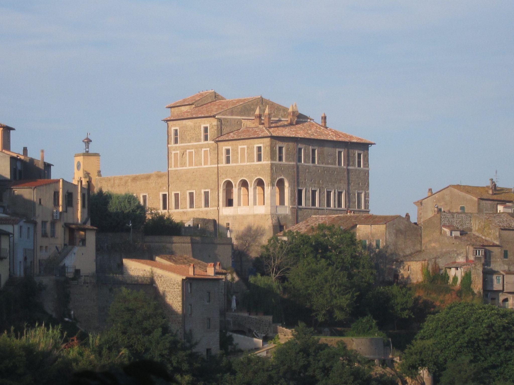 Rocca Farnese di Ischia di Castro: concorso per il restauro