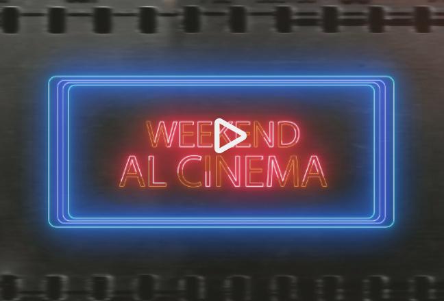 Week end al cinema (Rainews24)