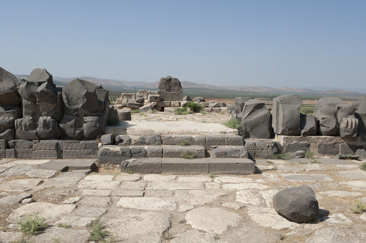 Siria, distrutto l'antico tempio ittita di Ain Dara