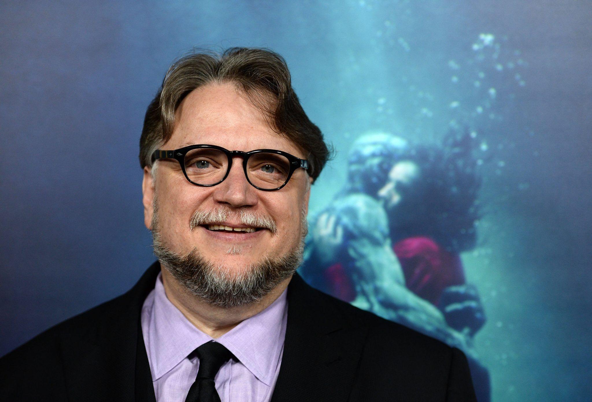 Guillermo del Toro la forma dell'acqua presidente venezia