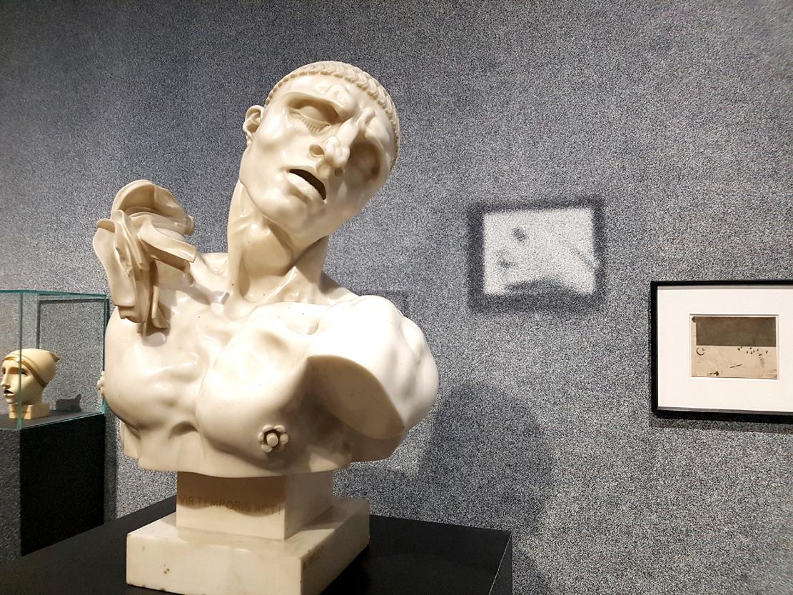 Post Zang Tumb Tuum Mostra Arte in Italia 1918-1943 (Foto Luca Zuccala ArtsLife)