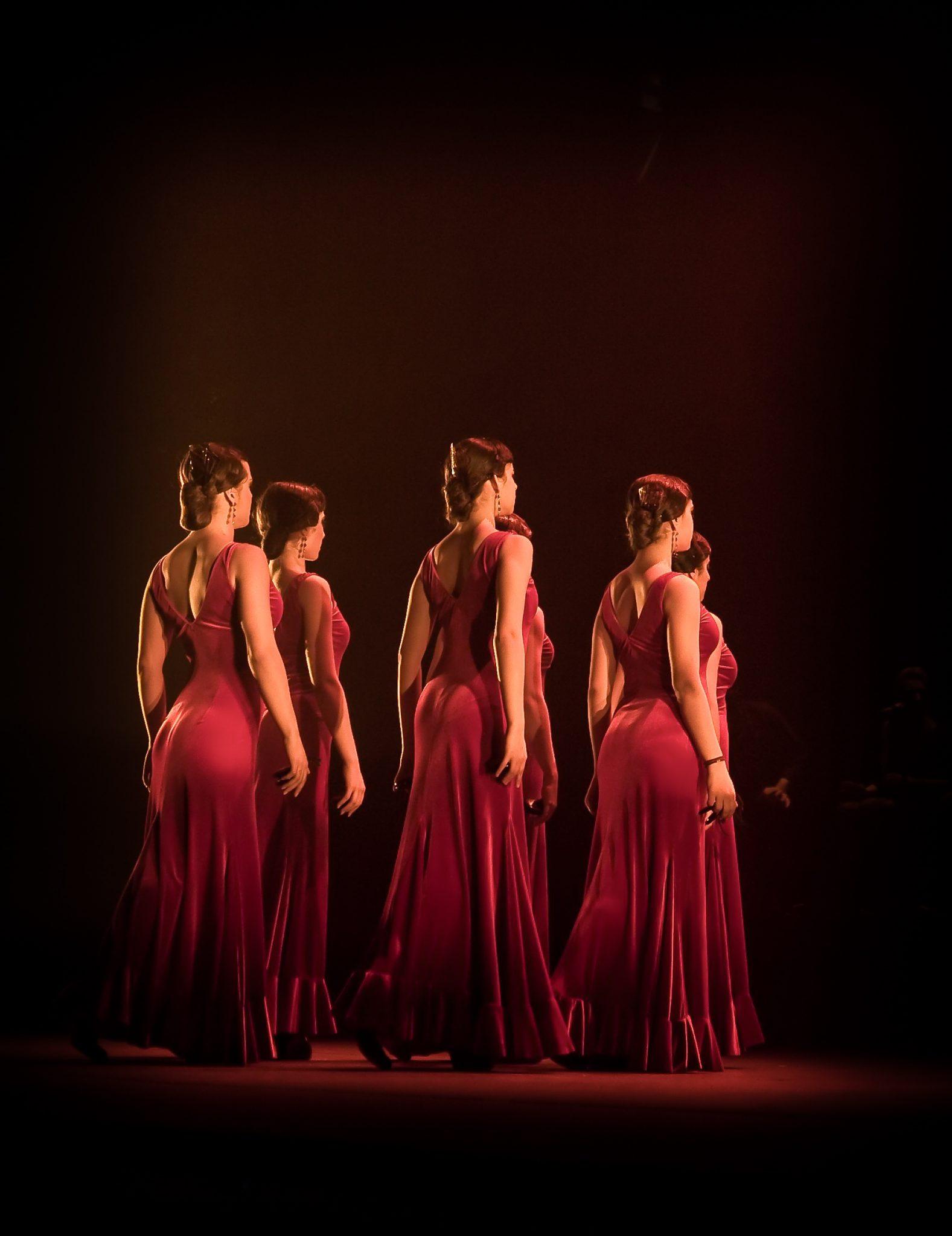 Ballet Flamenco Espanol con una performance della Compañia Flamenca Juanma