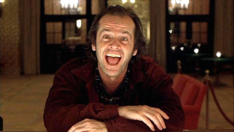 24 mila € per la giacca di Jack Torrance in Shining da Bolaffi. Volerà in California