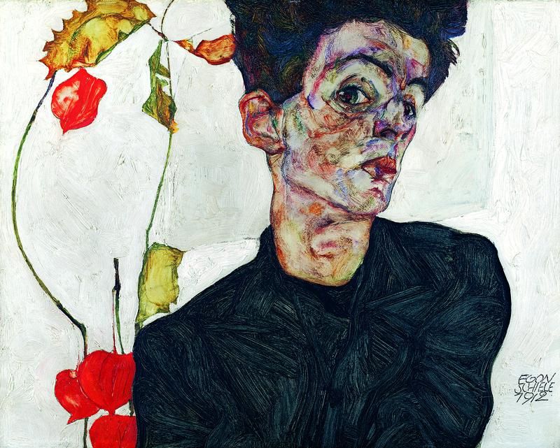 Egon Schiele, Museo Leopoldo, Vienna, 2018