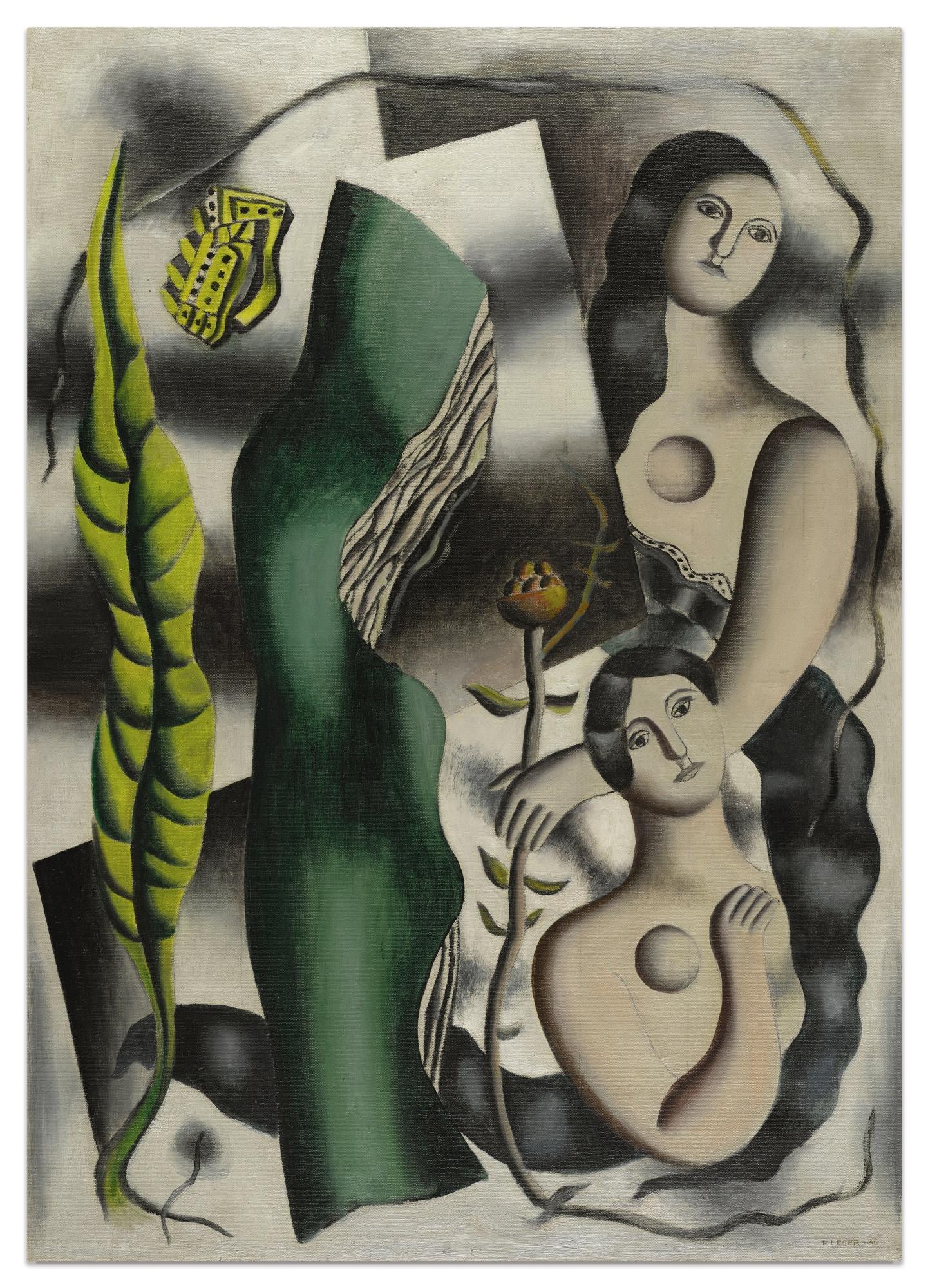 Brilla l'Art Week parigina di Sotheby's. Totale: 18.3 milioni €, +75% sul 2017