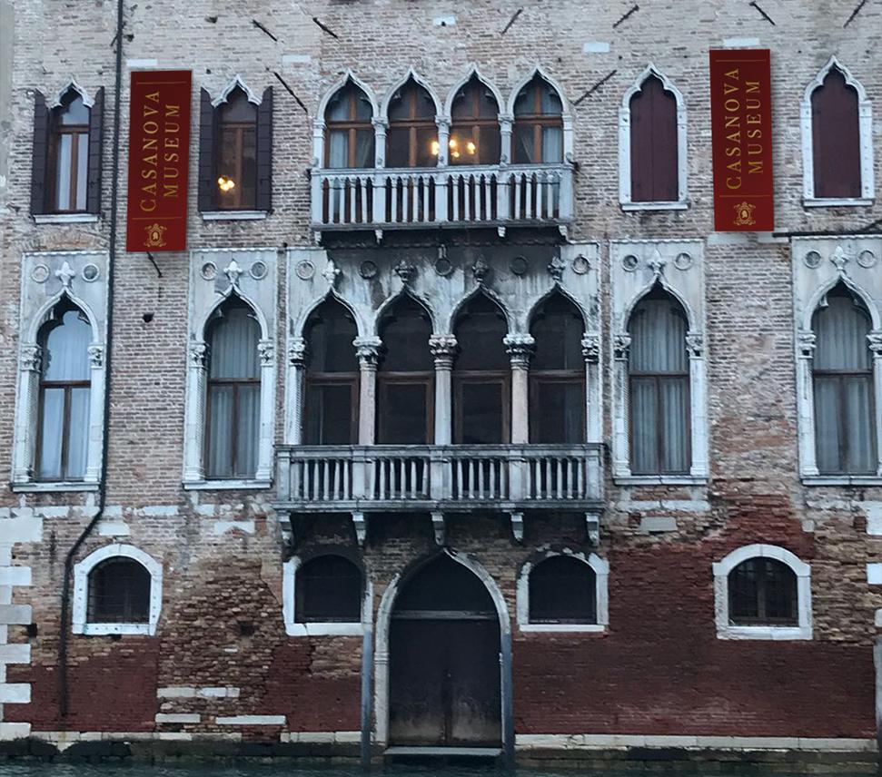L'arte è seduzione. A Venezia apre il Casanova Museum & Experience