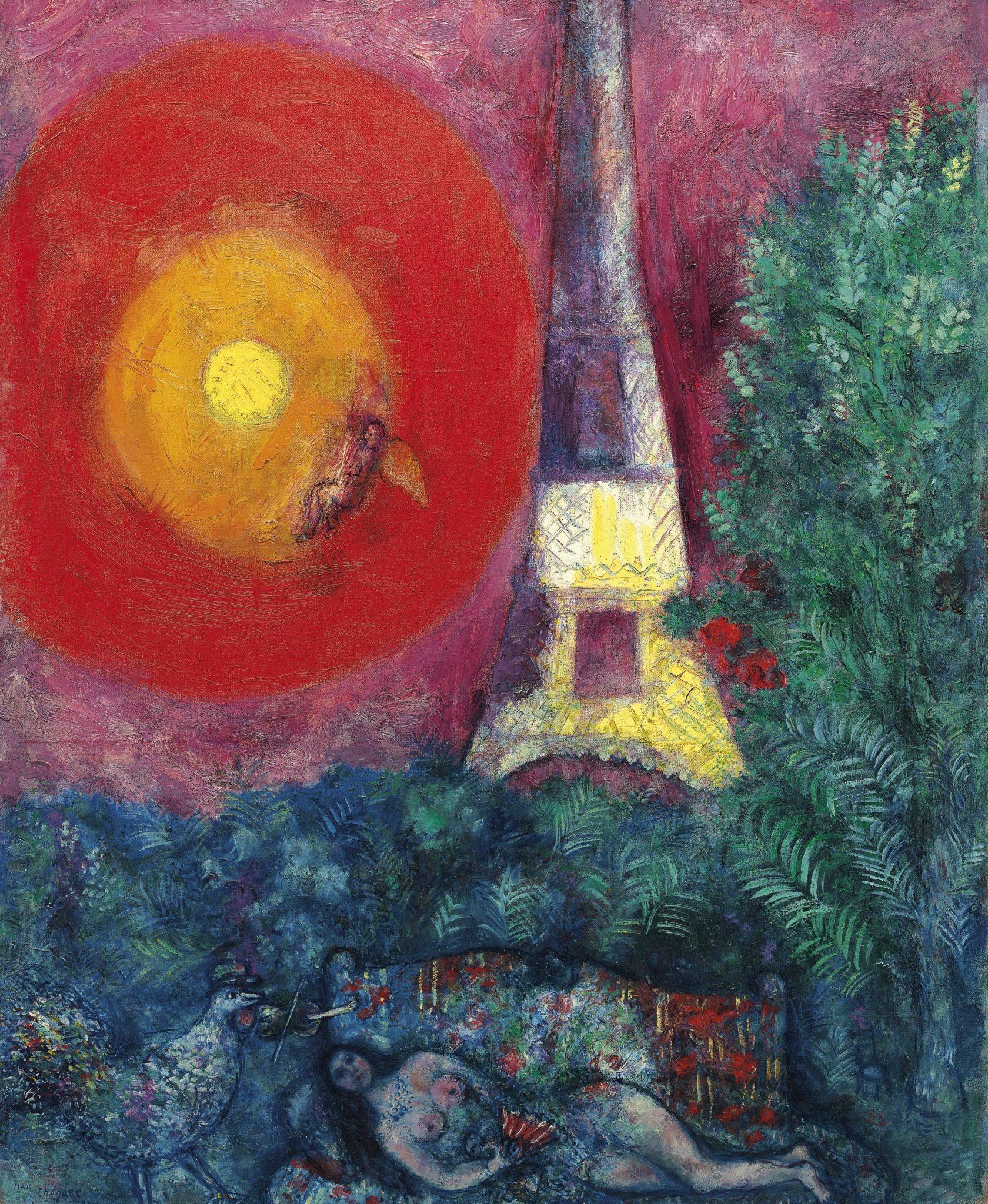 La National Gallery of Canada vende un poetico Chagall. Da Christie's a maggio