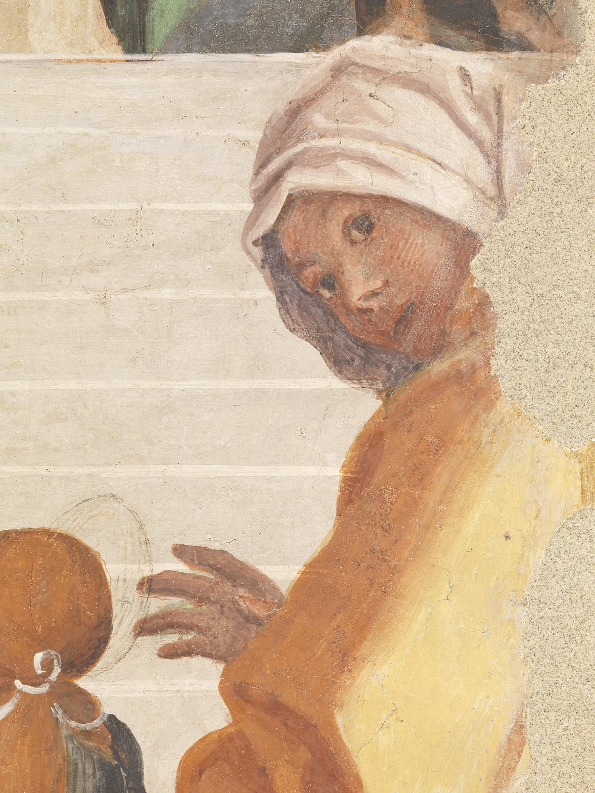 Gaudenzio Ferrari, Presentazione Maria al tempio, Pinacoteca di Brera, Milano