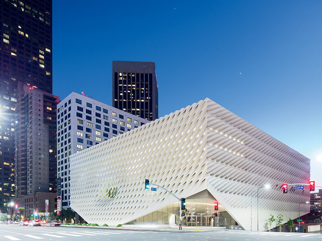 Il Mark Bradford da record trova casa a Los Angeles, al The Broad