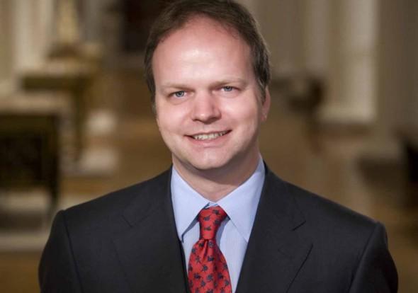 Eike Schmidt, direttore degli Uffizi di Firenze