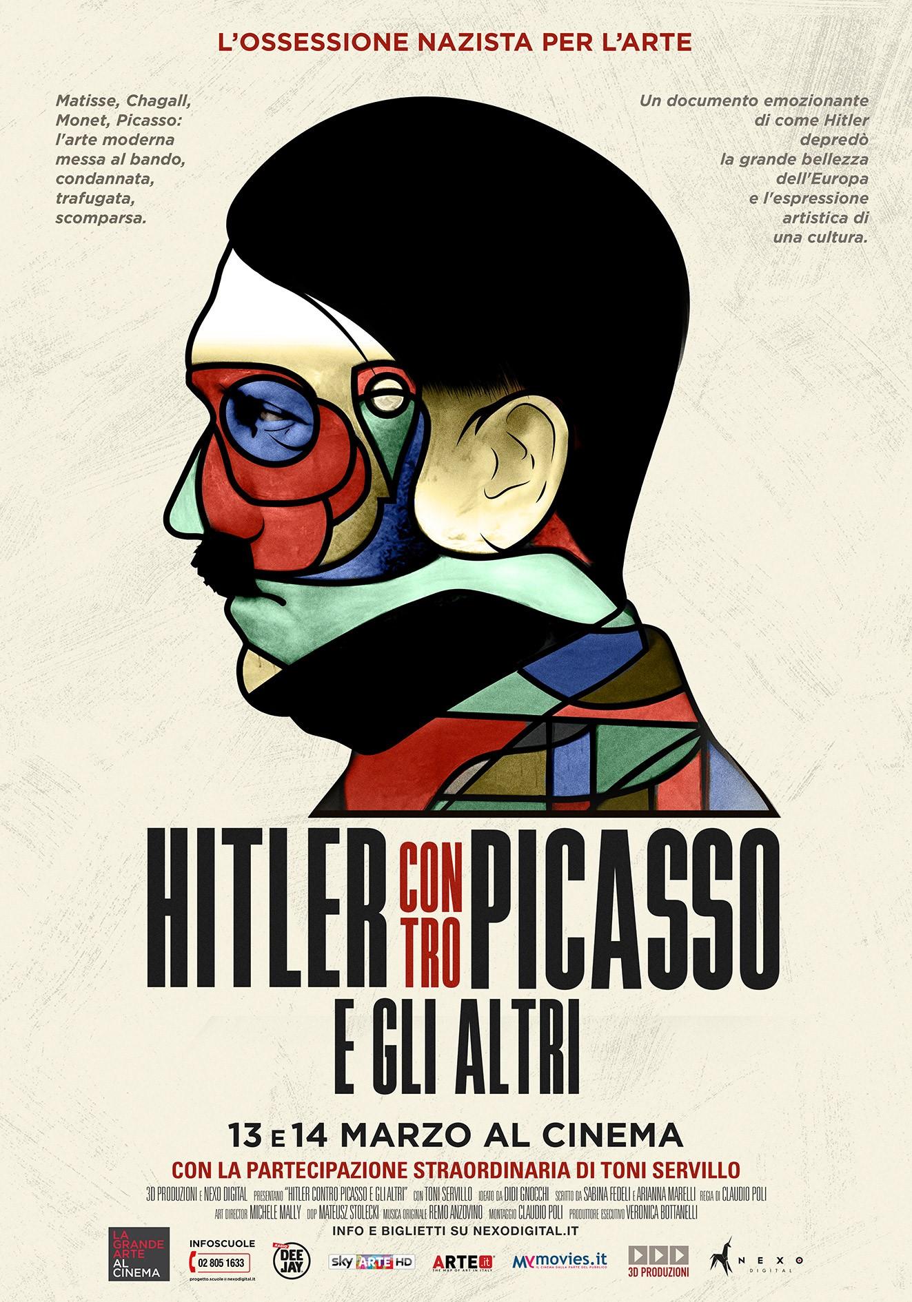 Hitler contro Picasso e gli altri: l'ossessione nazista per l'arte