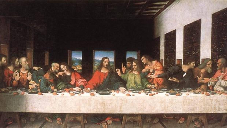 """Vorreste vedere """"L'Ultima Cena"""" di Leonardo com'era appena dipinta? Basta andare in Belgio…"""