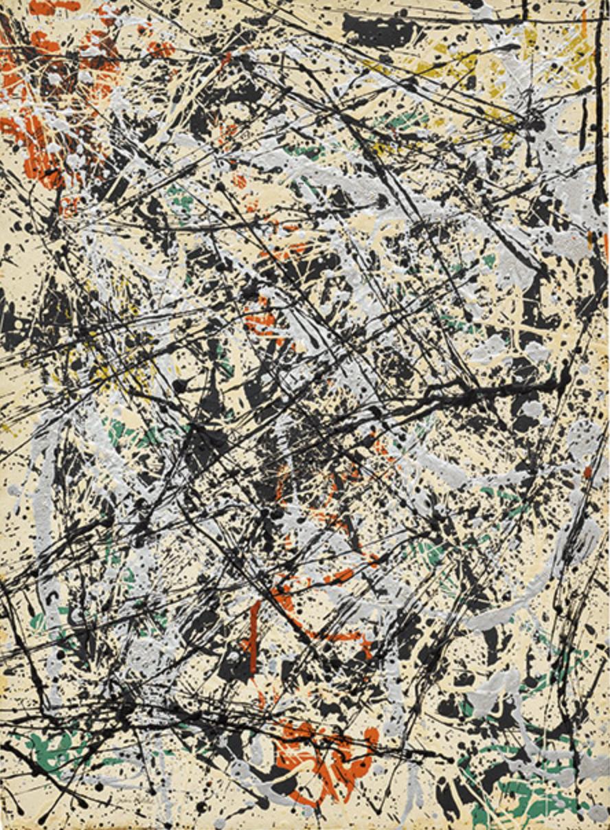 Jackson Pollock Sotheby's