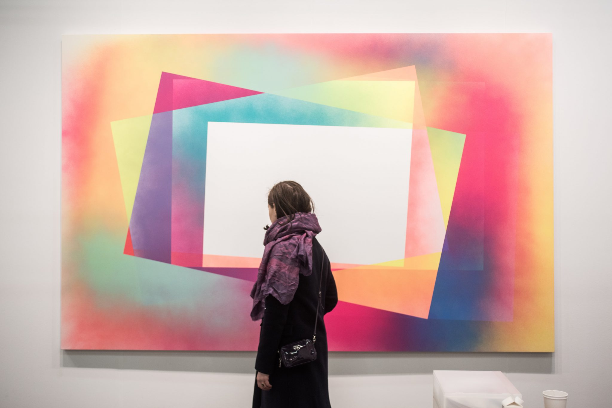 The Armory Show Photograph by Teddy Wolff | Courtesy of The Armory Show