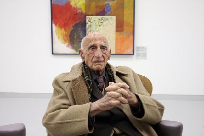 È morto il grande Gillo Dorfles, rivoluzionario critico d'arte. Aveva 107 anni