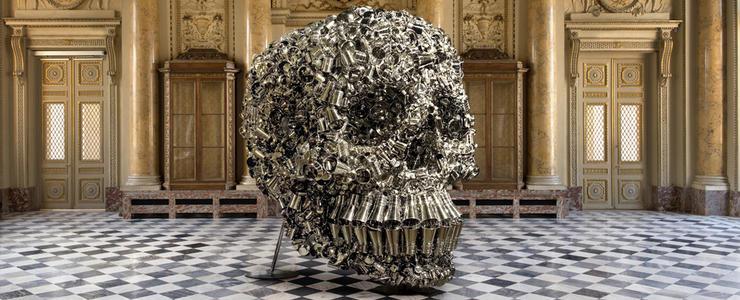 Subodh Gupta. Adda/Rendez-vous , Musée de la Monnaie, Parigi