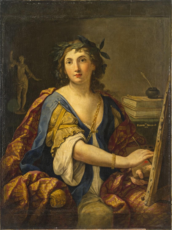 Elisabetta Sirani mostra Firenze Uffizi