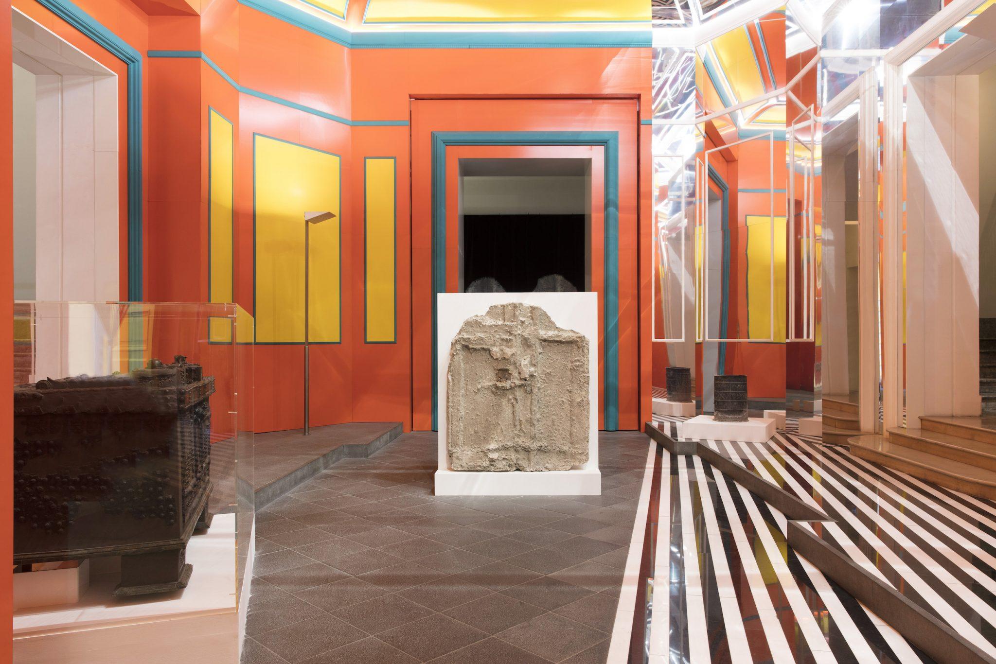 Napoli, Pompei@Madre - Materia archeologica