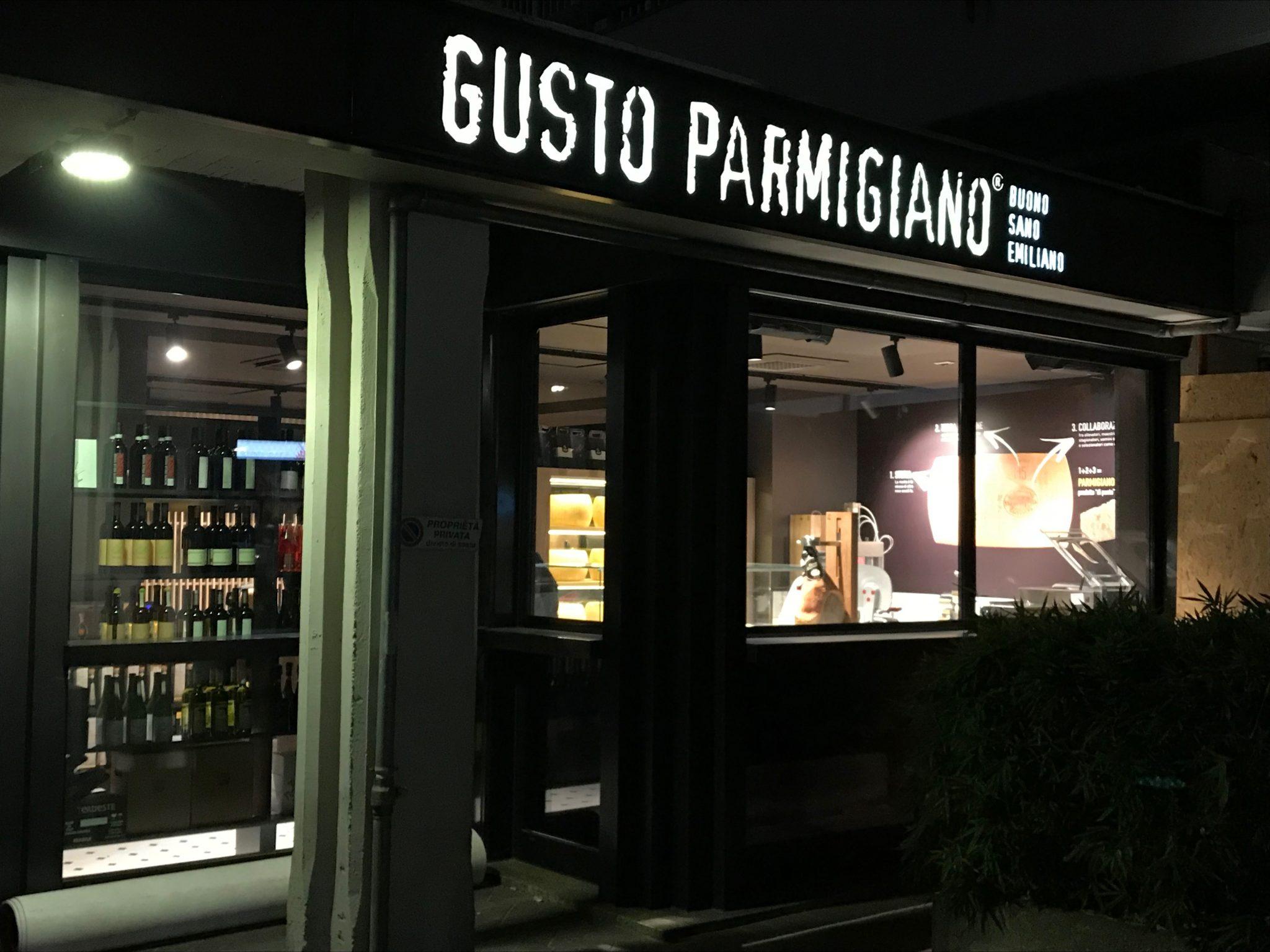 Gusto Parmigiano, il sapore inconfondibile  dell'Emilia