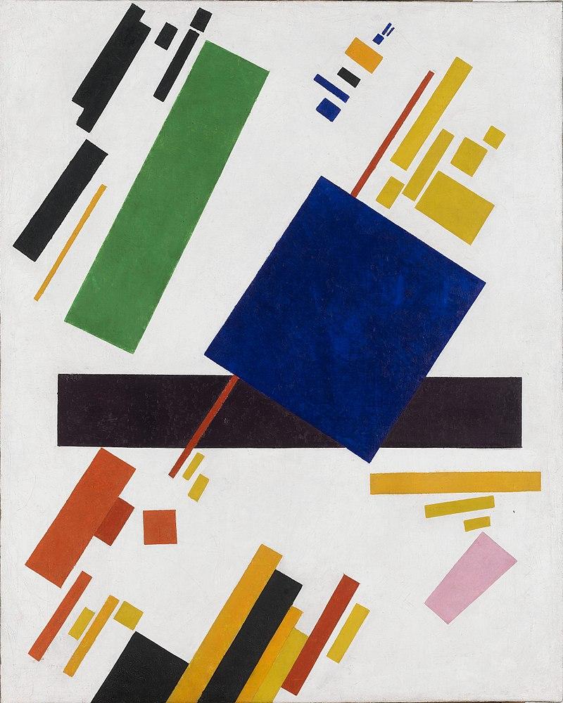 Un Malevich da $70m da Christie's. Loic Gouzer: «il big bang o il ground zero del modernismo»