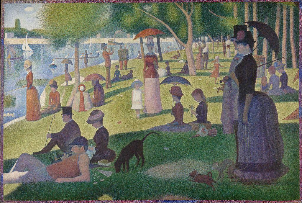 Il solitario che inventò la pittura moderna. Seurat raccontato da Francesco Poli