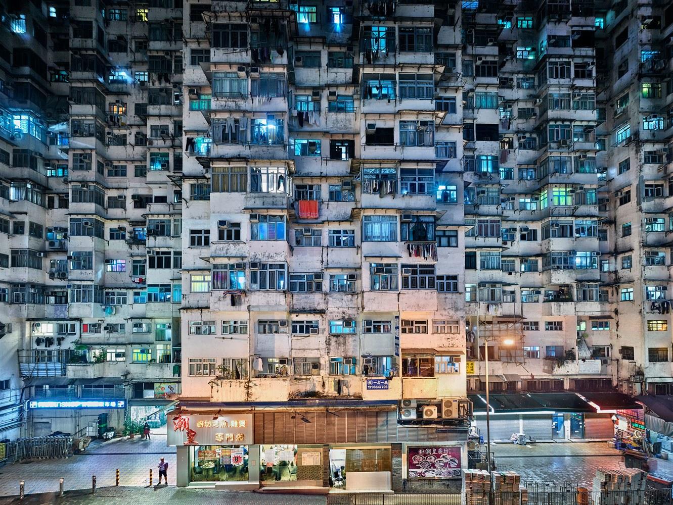 Luca Campigotto, Hong Kong (2016)