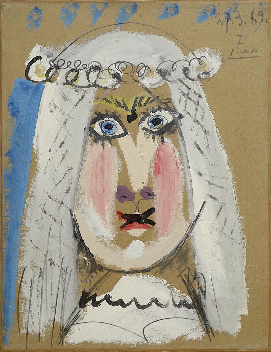 Pablo Picasso Galleria Tega