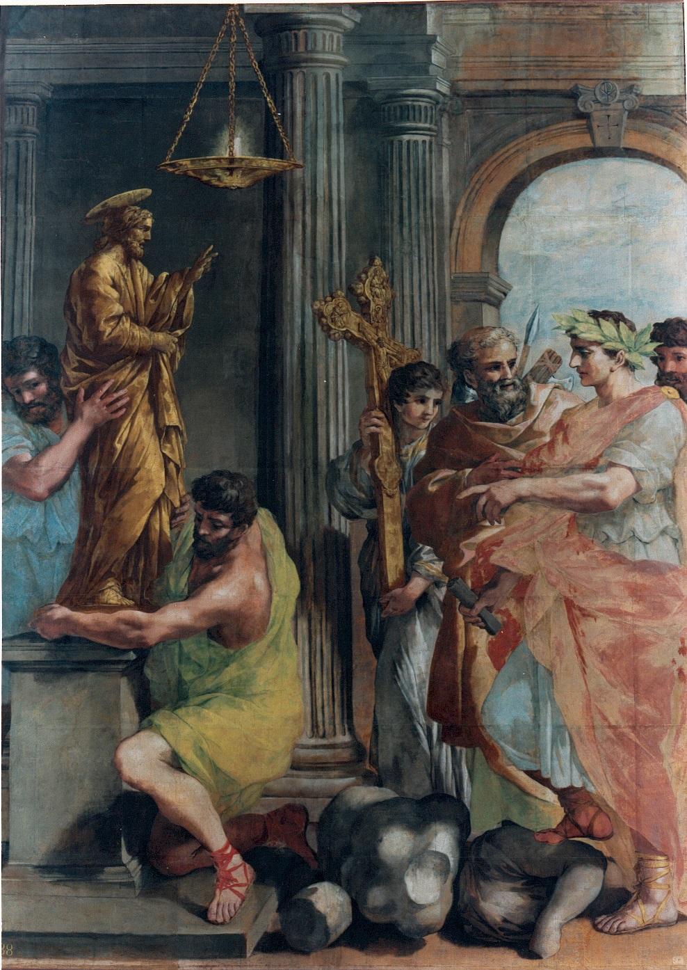Glorie di carta. I fasti della storica arazzeria Barberini rivivono a Roma