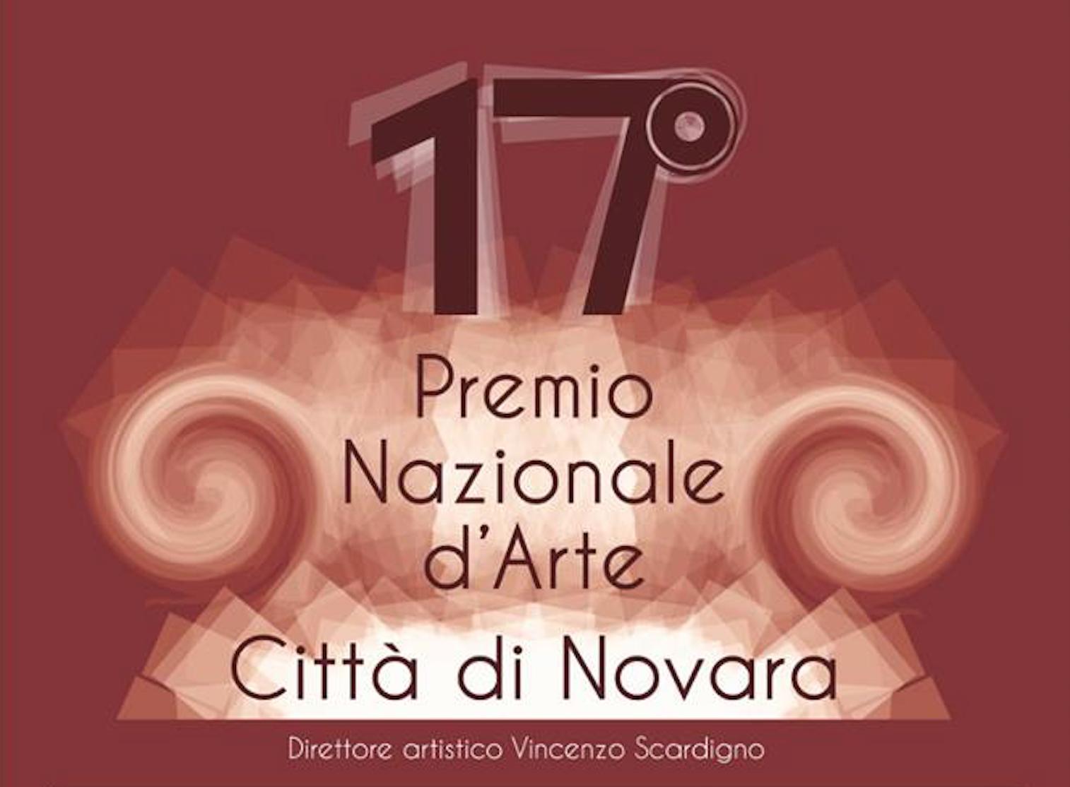 Al via la 17^ edizione del Premio Nazionale d'Arte Città di Novara