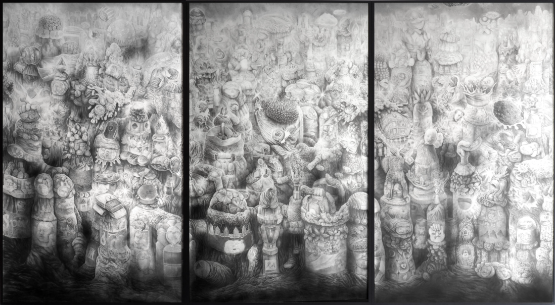 Quentin Spohn | Figurations Parisiennes - Huit Artistes, Galerie T&L