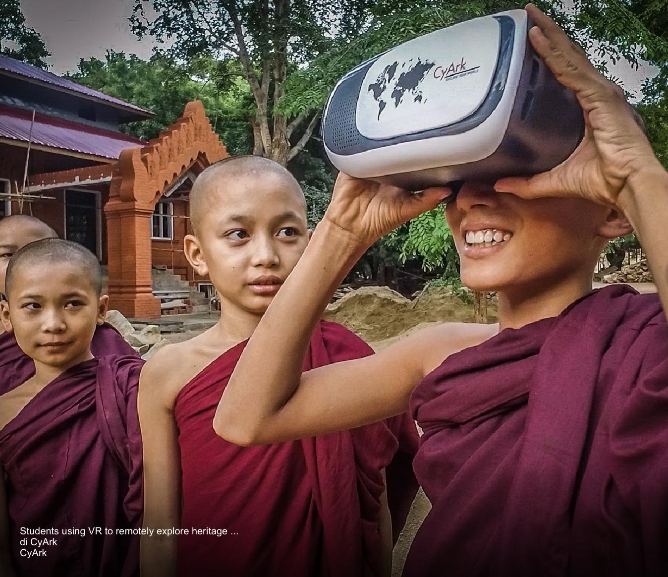 Open Heritage: il 3D a salvaguardia delle meraviglie culturali del mondo