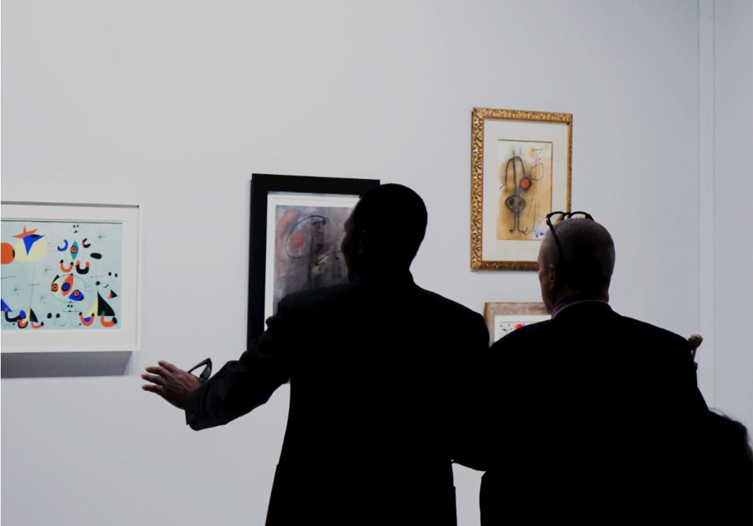 TEFAF Art Market Report 2018: si accendono i riflettori sulla finanza dell'arte