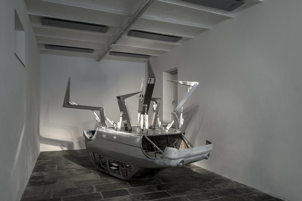 Donato Piccolo, Unnaturalis, 2018, Imprévisible, Fondazione Pomodoro
