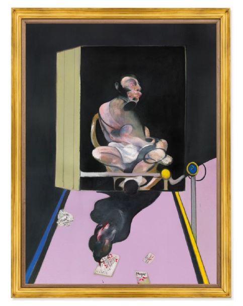 Un dipinto di Bacon da 30 milioni $ guida l'asta di Christie's NY