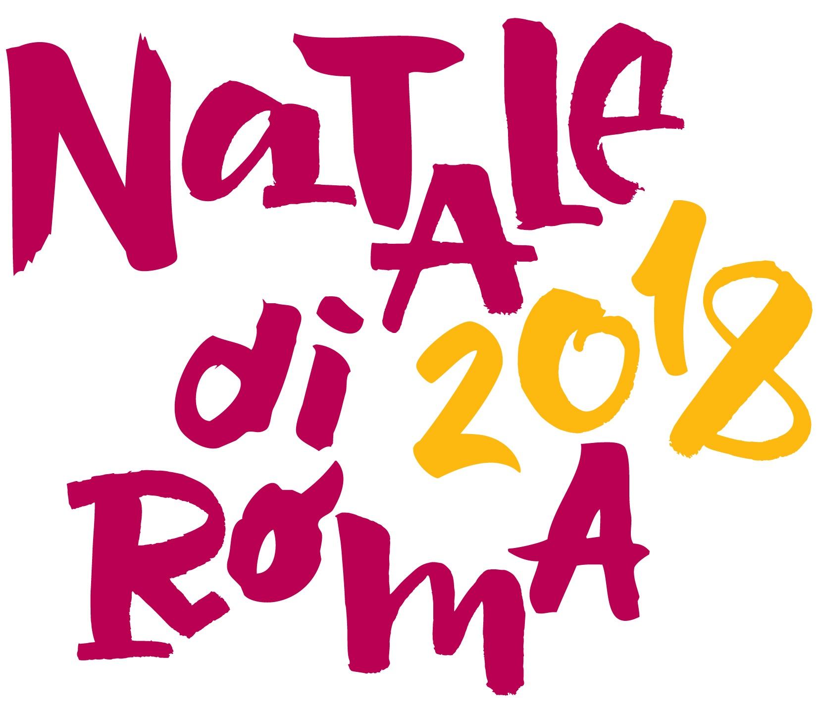 Logo Natale di Roma 2018