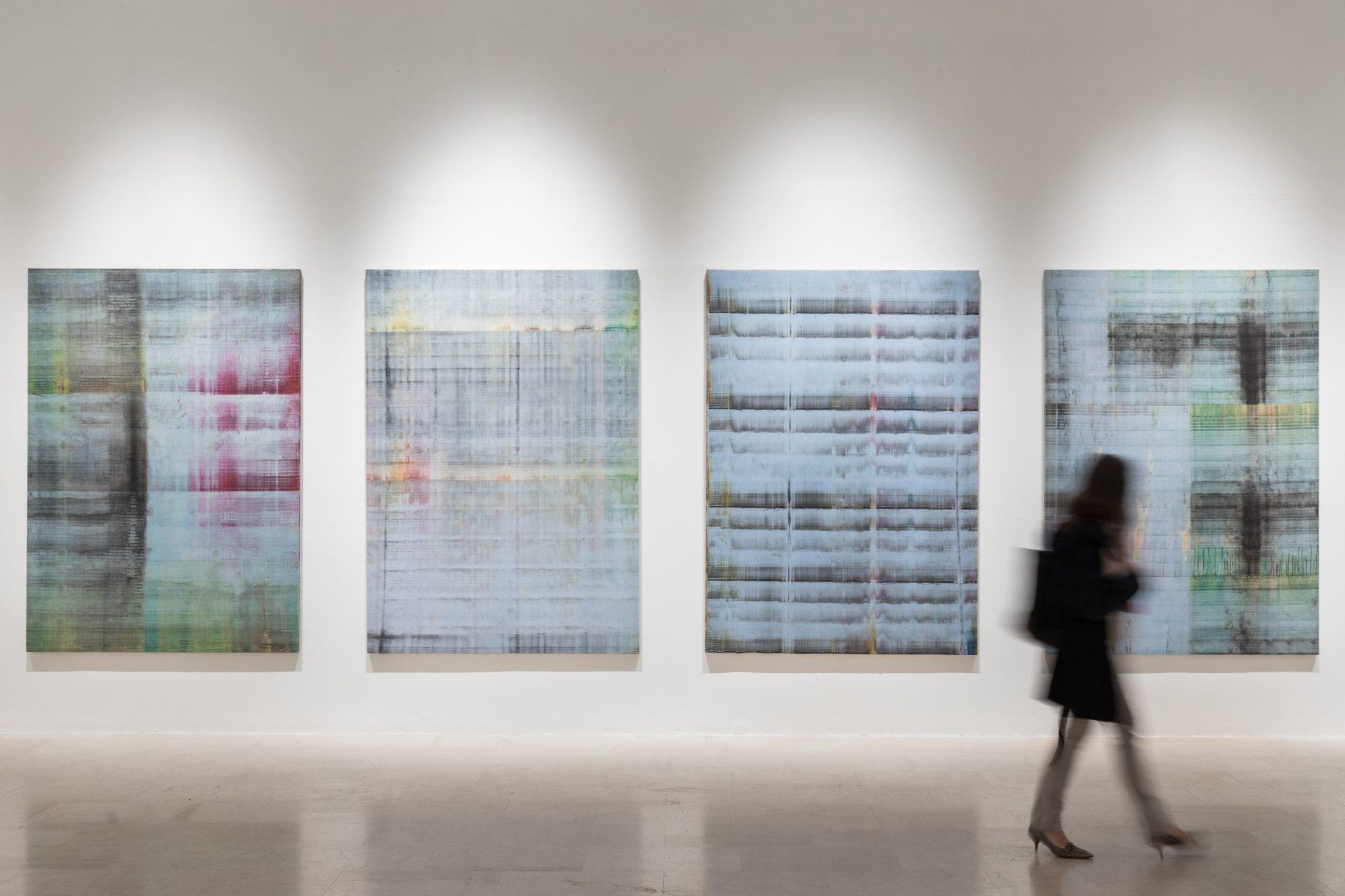 Gianluigi Colin, Sudari | Credits: Gianluca Di Ioia – Courtesy: La Triennale di Milano