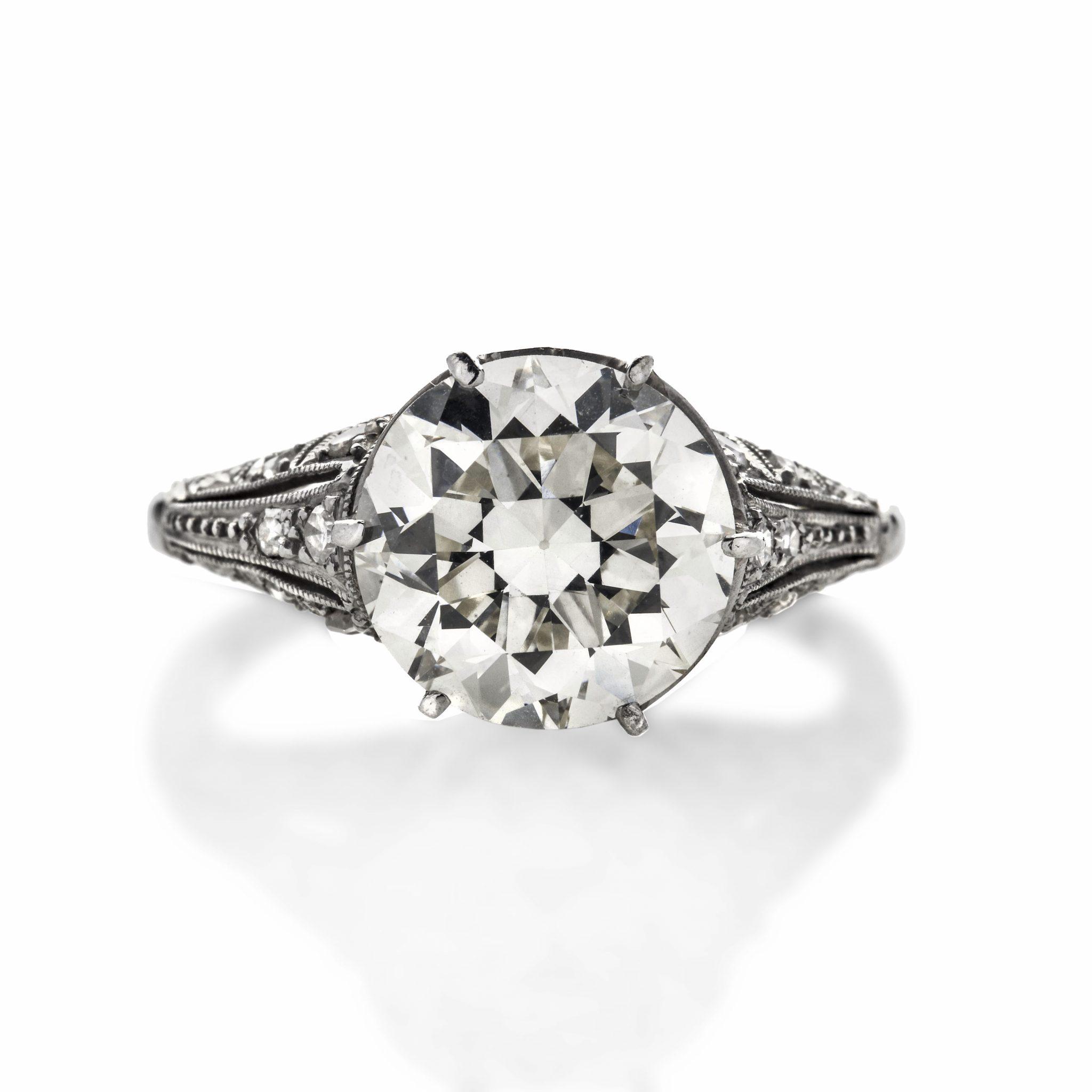 Saranno i diamanti i protagonisti della prossima asta di Curio