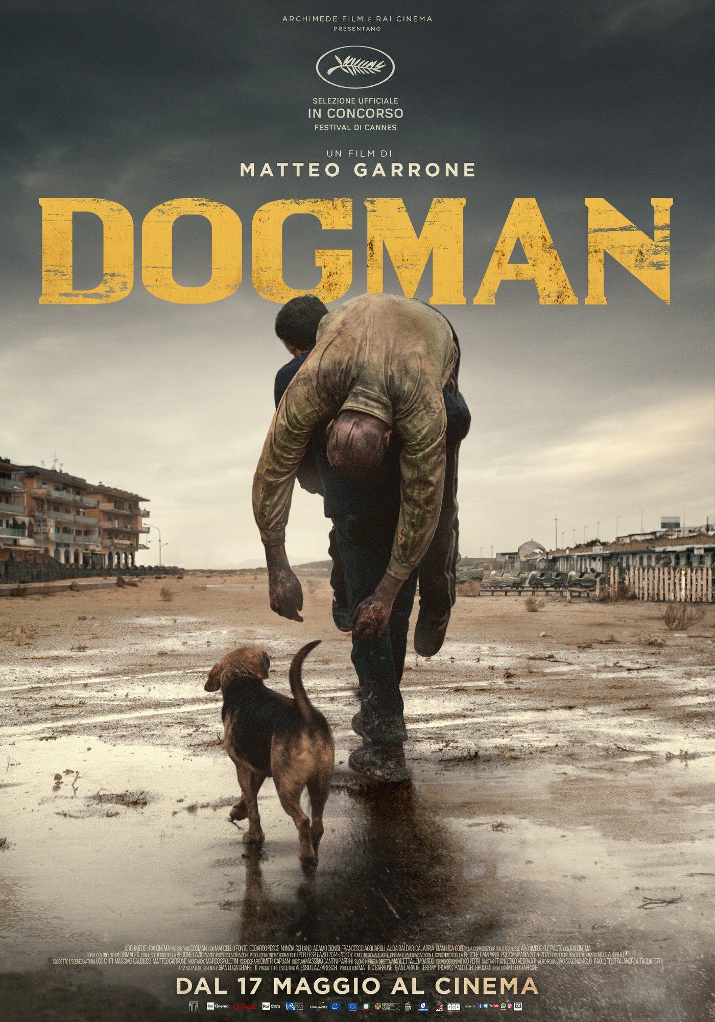 Dogman, Matteo Garrone e Marcello Fonte